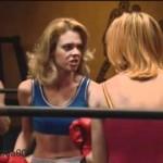 Lisa Robin Kelly fighting Kelly Bundy