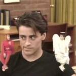 Matt Leblanc as Vinnie Verducci on MWC
