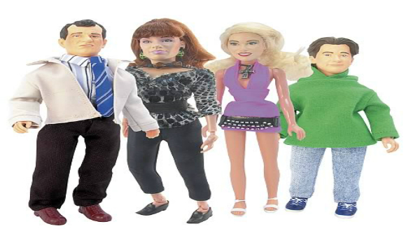 Married with Children Action Figures