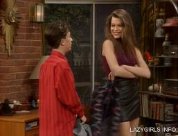 Milla Jovovich on Married with Children